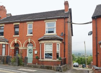 Thumbnail 4 bed terraced house for sale in Tunstall Road, Biddulph, Staffordshire