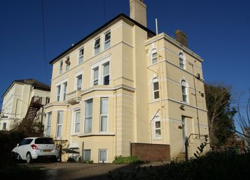 Thumbnail 1 bed flat to rent in Pevensey Road, St Leonards On Sea, East Sussex