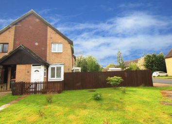 Thumbnail 1 bed semi-detached house for sale in Guinevere Road, Ifield, Crawley