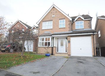 Thumbnail 4 bed detached house to rent in Poplars Way, Beverley
