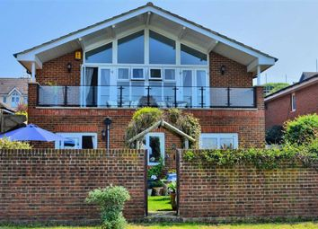 Thumbnail 3 bed detached house for sale in Tide Mills Way, Seaford, East Sussex