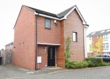 Thumbnail 3 bed semi-detached house for sale in Ballard Walk, Kingshurst, Birmingham