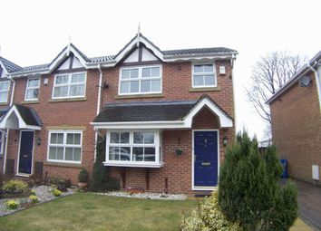 Thumbnail 3 bed semi-detached house for sale in Wimbledon Drive, Rochdale