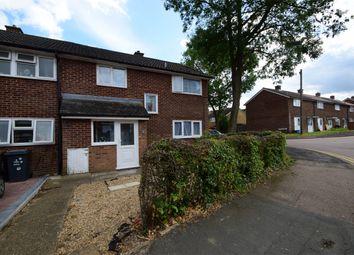 Thumbnail 3 bedroom end terrace house for sale in Beech Drive, Stevenage, Hertfordshire