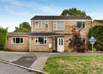 Thumbnail 4 bed detached house for sale in Stirling Close, Frimley, Camberley, Surrey