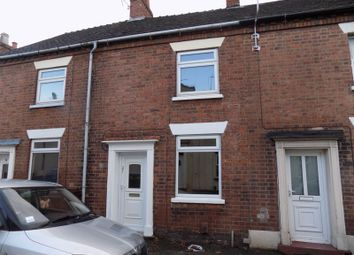 Thumbnail 2 bed terraced house to rent in County Road, Stafford