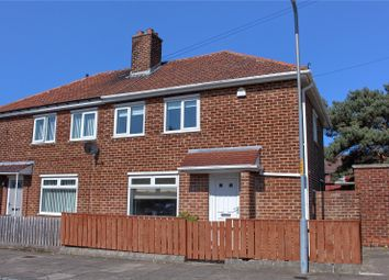 Thumbnail 2 bed semi-detached house for sale in Cornforth Avenue, Middlesbrough