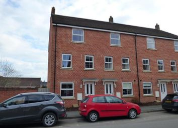 Thumbnail 4 bed town house to rent in Thatcham Avenue Kingsway, Quedgeley, Gloucester
