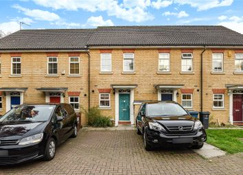Thumbnail 2 bedroom terraced house for sale in Edinburgh Close, Pinner, Middlesex