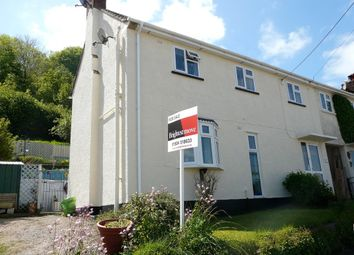 Thumbnail 3 bed semi-detached house for sale in High Street, Banwell, North Somerset