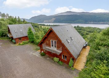 Thumbnail 3 bed detached house for sale in Lodges On Loch Ness, The Turns, Foyers, Inverness-Shire