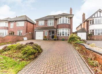 Thumbnail 3 bed detached house for sale in Chester Road, Castle Bromwich, Birmingham