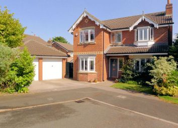 Thumbnail 4 bedroom detached house for sale in Greenleigh Close, Sharples, Bolton