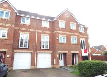 Thumbnail 4 bed town house for sale in Ludlow Close, Padgate, Warrington, Cheshire