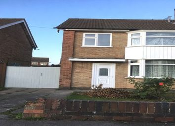 Thumbnail 3 bed property to rent in Derwent Drive, Loughborough