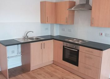 Thumbnail 1 bedroom flat to rent in St Crispin's Court, Stockwell Gate, Mansfield