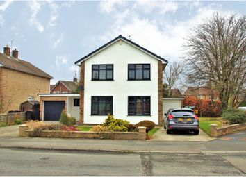 Thumbnail 4 bed detached house for sale in Beckwith Road, Harrogate
