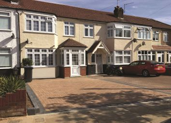 Thumbnail 3 bed terraced house for sale in Eastbury Avenue, Enfield