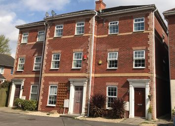 Thumbnail 4 bed town house for sale in Clos Halket, Canton, Cardiff