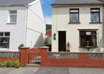Thumbnail 3 bed terraced house for sale in Brompton Place, Tredegar