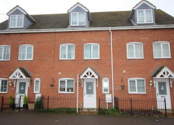 Thumbnail 4 bed terraced house for sale in Ermine Street, Ancaster, Grantham