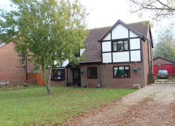 Thumbnail 5 bed detached house for sale in Osier Holt, Saltfleetby, Louth