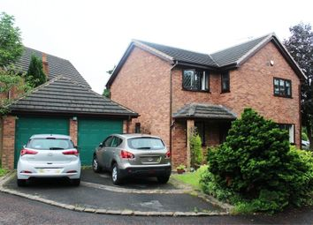 Thumbnail 4 bed detached house for sale in The Crossings, Hoghton, Preston, Lancashire