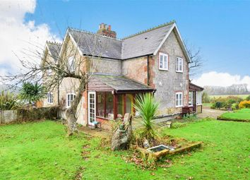 Thumbnail 3 bed semi-detached house for sale in London Heath Cottages, Newtown, Newport, Isle Of Wight
