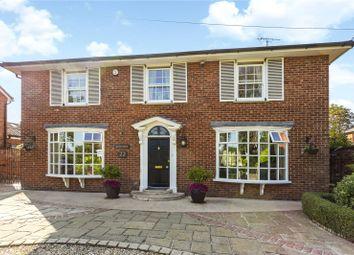 Eldorado Crescent, Cheltenham, Gloucestershire GL50. 4 bed detached house