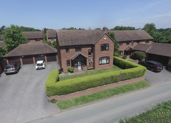 Thumbnail 4 bed detached house for sale in Astley Court, Astley, Shrewsbury
