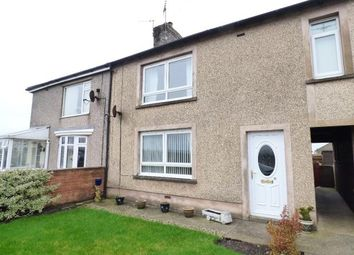Thumbnail 3 bed terraced house for sale in Central Road, Whitehaven, Cumbria