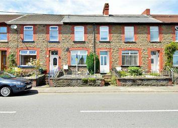 Thumbnail 3 bed terraced house for sale in Llest Terrace, Llantwit Fardre, Pontypridd