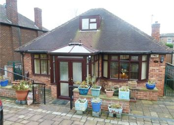 Thumbnail 3 bed detached bungalow for sale in Healds Road, Dewsbury, West Yorkshire