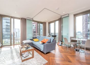 1 bed flat for sale in Capital Building, Embassy Gardens, New Union Square SW11