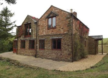 Thumbnail 3 bed detached house for sale in Uppingham Road, Keythorpe, Leicestershire