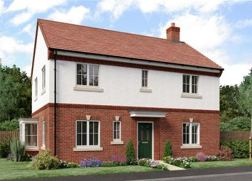 "Thumbnail 4 bed detached house for sale in ""Stevenson"" at Hind Heath Road, Sandbach"