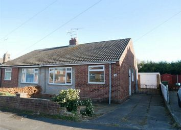 Thumbnail 2 bedroom semi-detached house for sale in Parker Avenue, Acomb, York