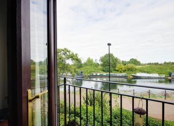 Thumbnail 1 bed flat for sale in Riverside Close, London