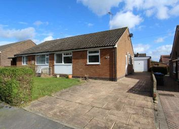 Thumbnail 2 bed semi-detached bungalow for sale in Pinewood Road, Matlock