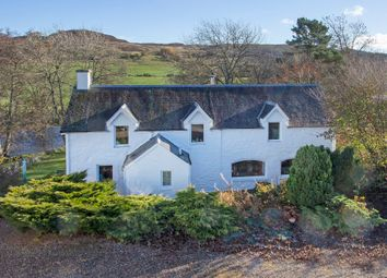 Thumbnail 3 bed detached house for sale in Dalrulzion Coach House & Cottage, Glenshee, Bridge Of Cally, Blairgowrie