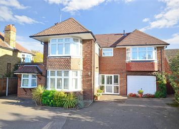 Thumbnail 6 bed detached house for sale in Woodstock Road, Sittingbourne, Kent