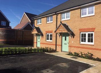 Thumbnail 3 bedroom semi-detached house for sale in Endeavour Drive, Rainham, Kent