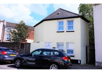 Thumbnail 1 bedroom detached house for sale in Addison Road, Southsea