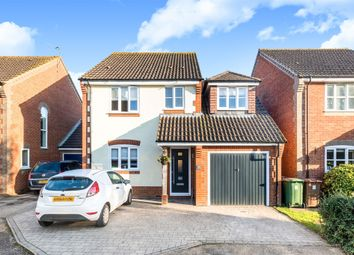 Thumbnail 3 bed detached house for sale in Sixpenny Lane, Chalgrove, Oxford