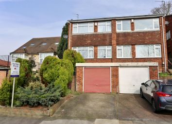 Thumbnail 4 bedroom semi-detached house for sale in Rochester Drive, Bexley