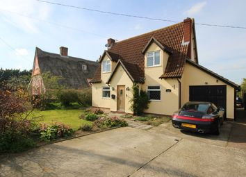 Thumbnail 3 bed detached house for sale in The Street, Horham, Eye