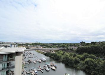 Thumbnail 3 bedroom flat for sale in Roma Victoria Wharf, Cardiff