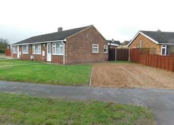 Thumbnail 3 bed detached bungalow to rent in Ketts Avenue, Wymondham
