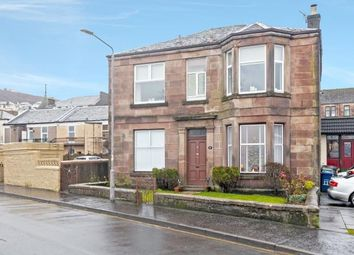 Thumbnail 3 bed flat for sale in Cove Road, Gourock