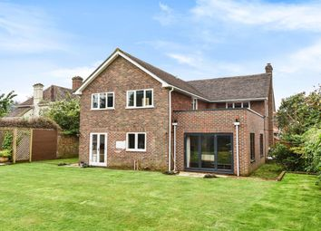 Thumbnail 5 bed detached house for sale in Waymark, Vanzell Road, Midhurst